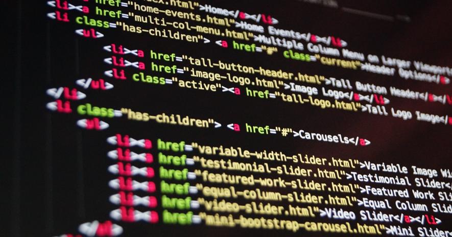開発言語のイメージ画像